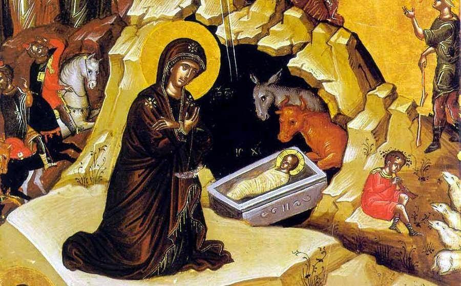 Μια γέρικη ελιά στη φάτνη του Ιησού | Dogma