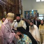 Αρχιεπίσκοπος Αθηνών και πάσης Ελλάδος κ. Ιερώνυμος Άγιος