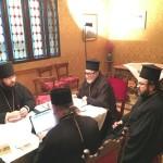 ορθόδοξος επισκοπική σύναξη