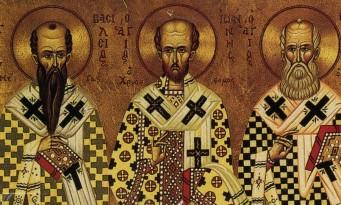 τρεις ιεράρχες