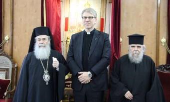 παγκόσμιου συμβουλίου εκκλησιών