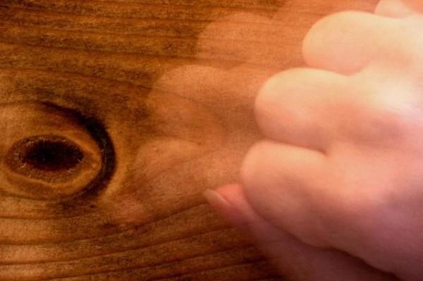 χτύπα ξύλο