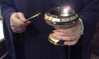 μυστήριο του ιερού ευχελαίου