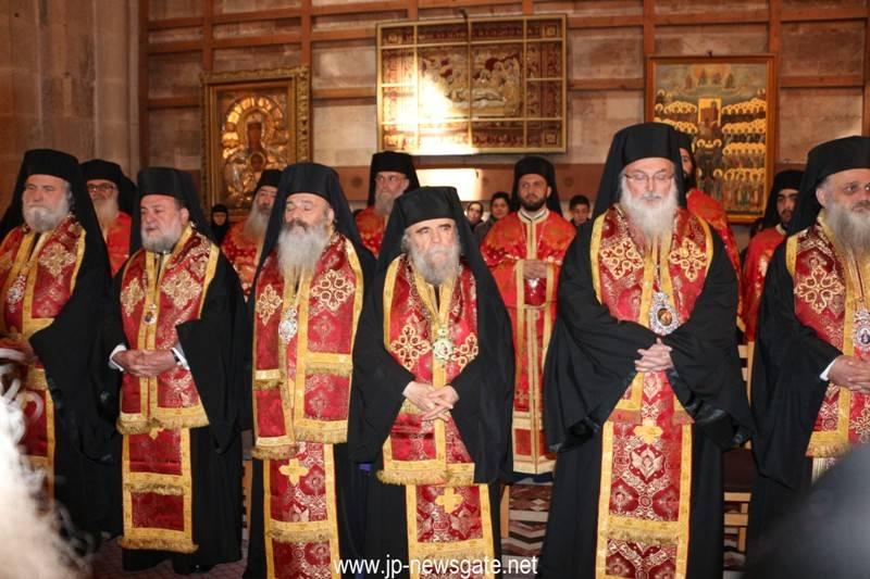 πατριάρχη ιεροσολύμων