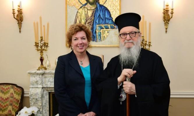 αρχιεπίσκοπος αμερικής
