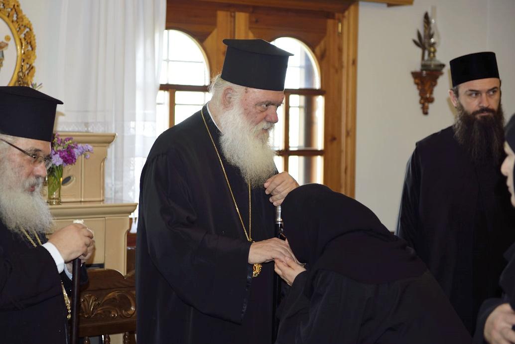 ο αρχιεπίσκοπος