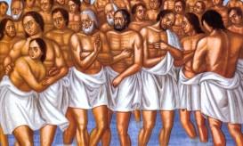 αγίων τεσσαράκοντα μαρτύρων