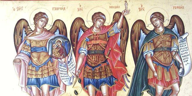 αγγελικές δυνάμεις