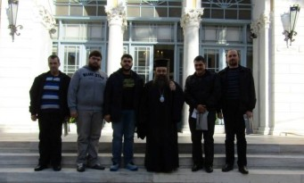 σύναξη υποψήφιων κληρικών