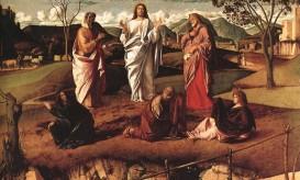 μεταμόρφωση του χριστού