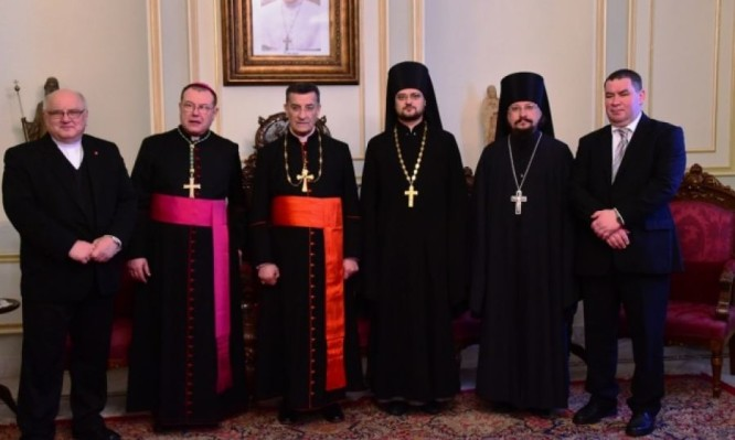 πατριαρχείο μόσχας