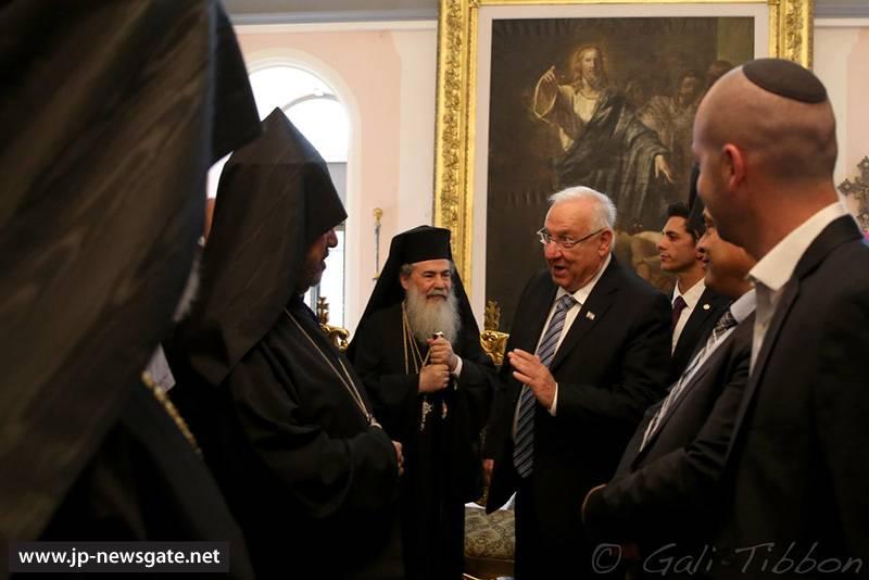 πρόεδρος του ισραήλ