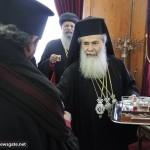 πατριάρχης της αιθιοπικής εκκλησίας