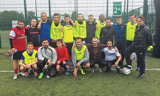 ομάδα ποδοσφαίρου