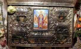 ιερό λείψανο του Αγίου Λουκά του ιατρού