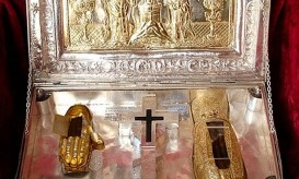 άφθαρτη χείρα της Αγίας Μαρίας της Μαγδαληνής