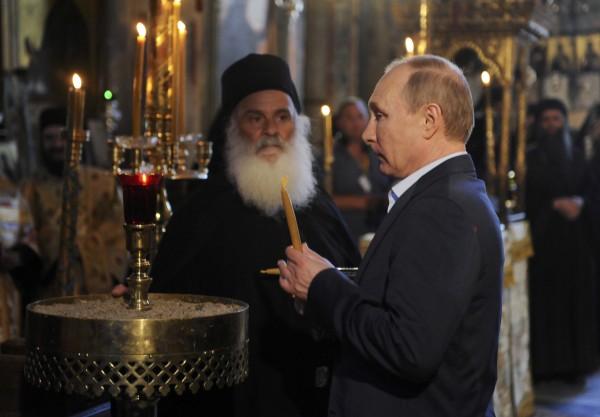 ρώσος πρόεδρος