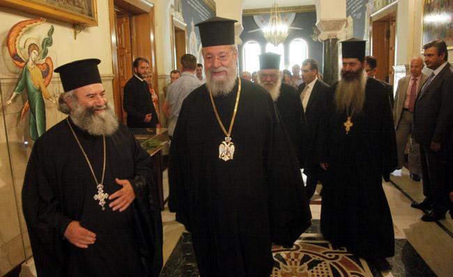 αρχιεπίσκοπος κύρπου