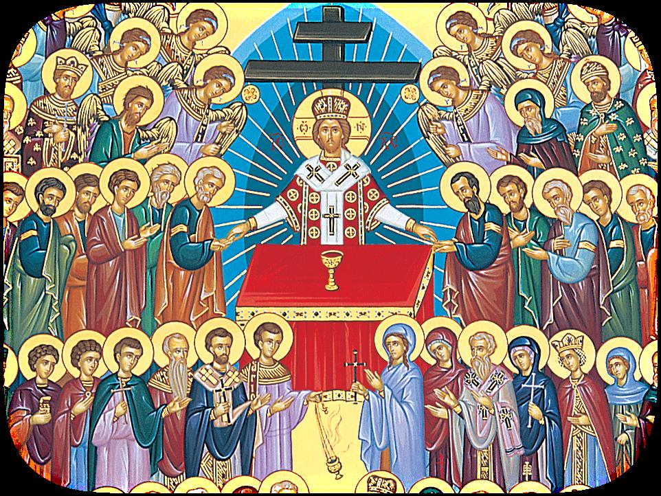 Αποτέλεσμα εικόνας για Ισχύει για τους Αγίους μας το «πανταχού παρών»;