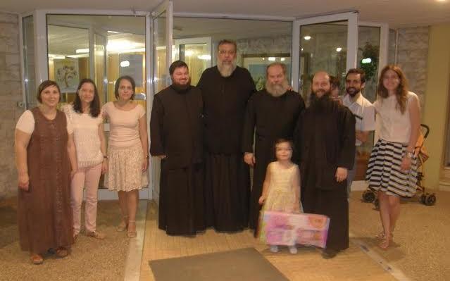 παιδιά των Ιερέων