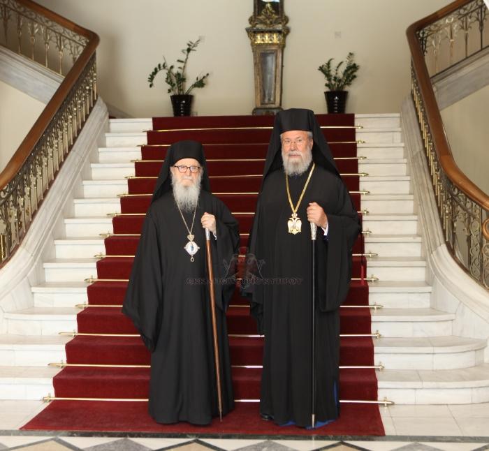 Ο-Αμερικής-Δημήτριος-στην-Ιερά-Αρχιεπισκοπή-Κύπρου-12.7.2016-5