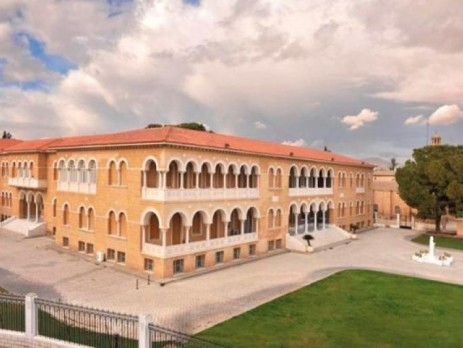 γραφεία της Αρχιεπισκοπής Κύπρου