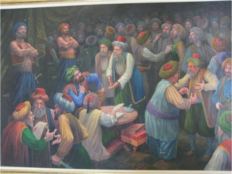 O-Aρχιεπίσκοπος-Kυπριανός-και-η-9η-Iουλίου-1821-1