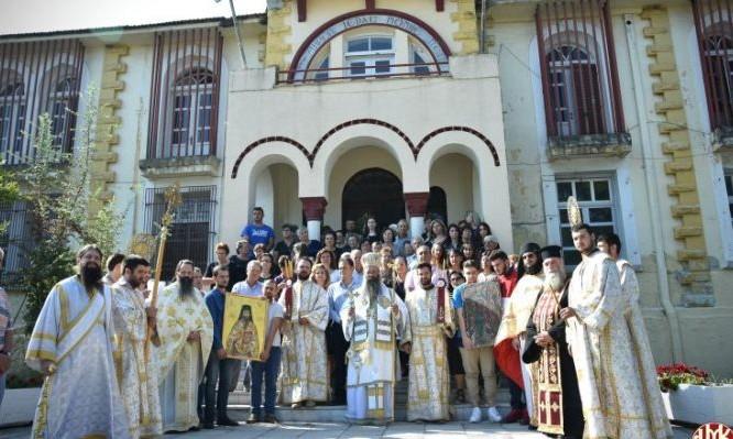 Ιερά Μονή Παναγίας Πέτρας