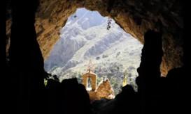 σπήλαιο σοφίας θεού