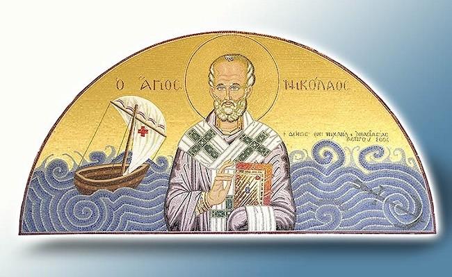 Πώς ο Άγιος Νικόλαος καθιερώθηκε ως προστάτης των ναυτικών