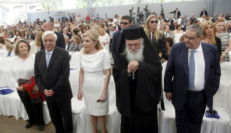 19/05: Παρουσία του Αρχιεπισκόπου Αθηνών και πάσης Ελλάδος κ. Ιερωνύμου και του Προέδρου της Ελληνικής Δημοκρατίας κ. Προκόπη Παυλόπουλου πραγματοποιήθηκε η εκδήλωση για τα 25 χρόνια του Συλλόγου Φίλων Παιδιών με Καρκίνο «Ελπίδα».