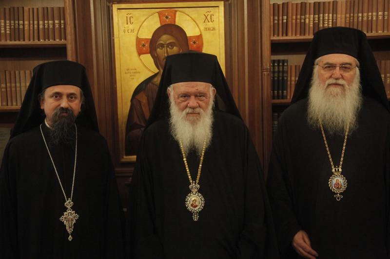10/03: Νέο Μητροπολίτη Καρπενησίου με 62 ψήφους, εξέλεξε η Ιερά Σύνοδος της Ιεραρχίας της Εκκλησίας της Ελλάδος, τον Αρχιμανδρίτη Γεώργιο Ρέμπελο.