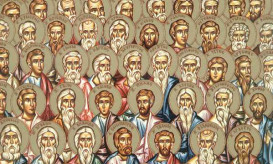 άγιοι εβδομήκοντα μάρτυρες