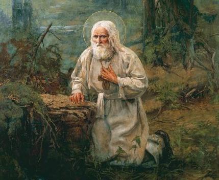 Ο Όσιος Σεραφείμ του Σαρώφ και τα παιδιά | Dogma
