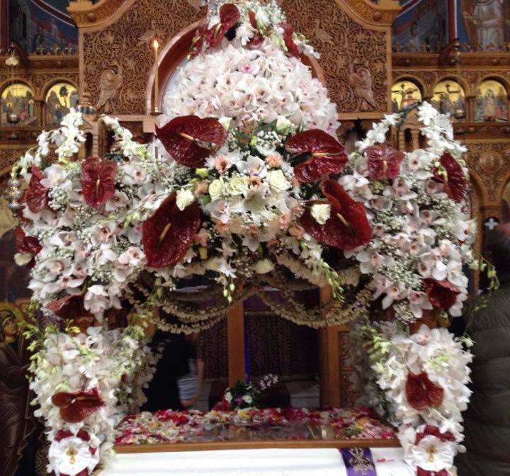 Ιερός Ναός Αγίου Αντωνίου Περιστερίου
