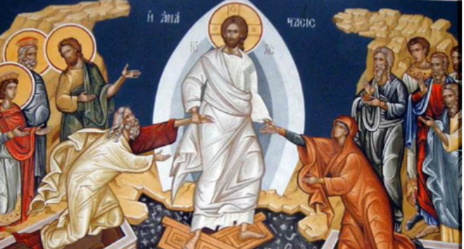 Risultati immagini per χριστοσ ανεστη