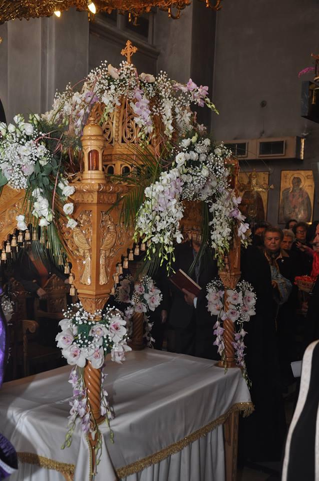 Ιερός Ναός Αγίας Βαρβάρας Κομοτηνής