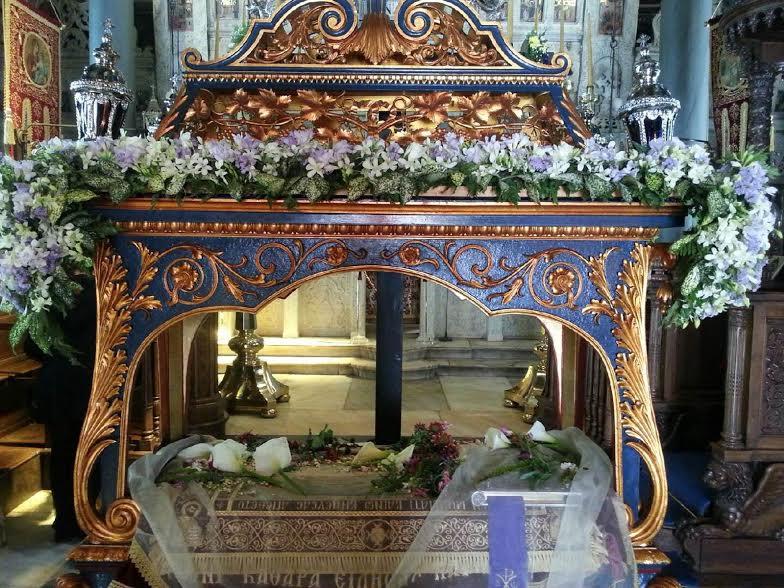 ιερός Καθεδρικός Ναός Κοιμήσεως Θεοτόκου Ύδρας
