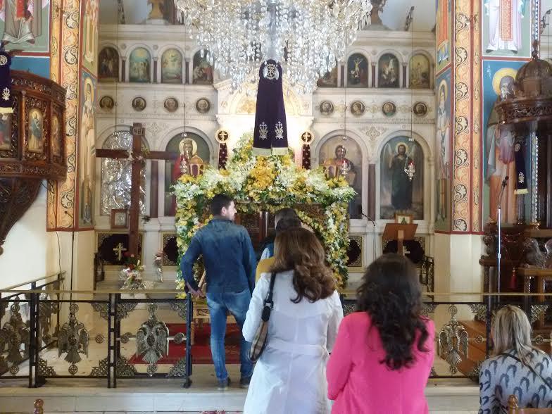 ιερός ναός Αγίου Γεωργίου Αγρινίου
