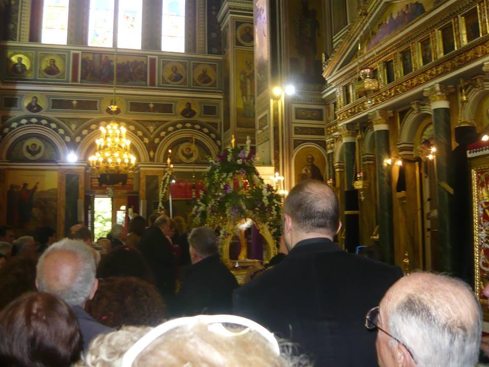ιερός ναός Αγίου Κωνσταντίνου Πειραιά