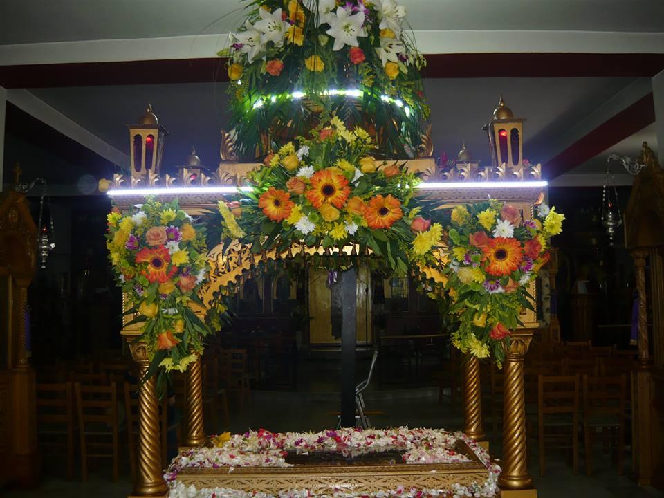 ιερός ναός Αγίου Στυλιανού Κορυδαλλού