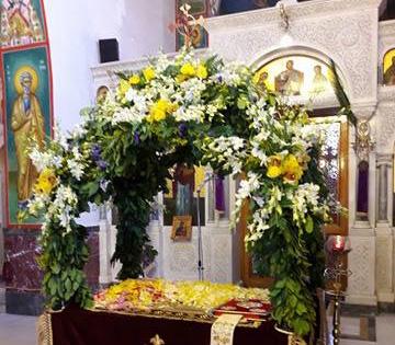 ιερός ναός Αγίων Αναργύρων Αττικής
