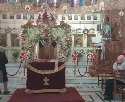 Ιερός Ναός Αγίου Δημητρίου Κοντοπεύκου Αγίας Παρασκευής.