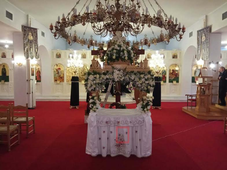 Ιερός Ναός Ζωοδόχου Πηγής Μάνδρας Αττικής
