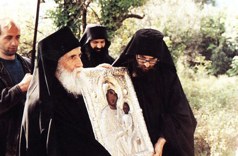 Αποτέλεσμα εικόνας για Τι έλεγε ο Άγιος Παΐσιος για την Παναγία