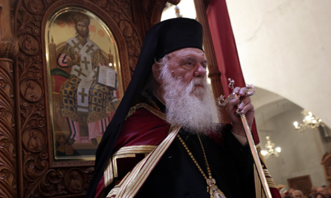 αρχιεπισκόπου