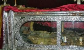 λείψανο του Αγίου Σπυρίδωνος