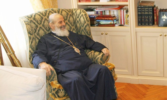 Αρχιεπισκόπου Χριστοδούλου