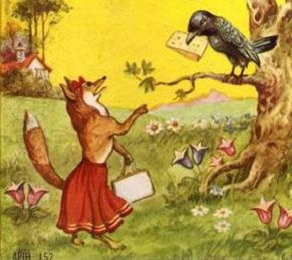 Διδακτική ιστορία: Ο Κόκορας και η Αλεπού | Dogma