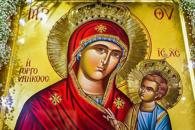 Ερμηνεία Γ' Στάσης Χαιρετισμών στην Παναγία | Dogma